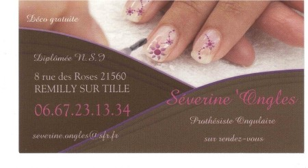 Severine Ongles